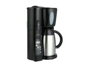 Melitta 14 Cup Coffee Grinder Melitta Memb10tb 10 Cup Mill Amp Brew With Stainless Steel