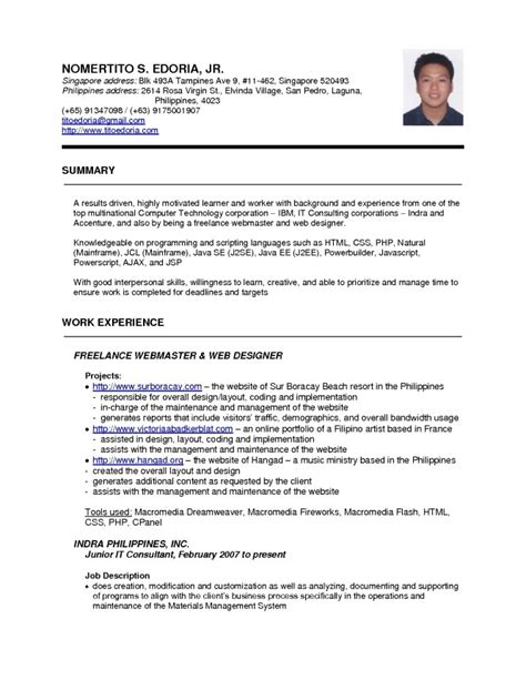 singapore resume format 2017 charming resume template singapore for resume