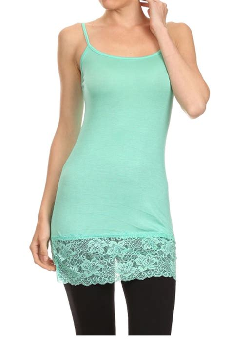 Found A Perfectly Cheap Layering Tank by Boutique Lace Layering Tank From Nebraska Shoptiques