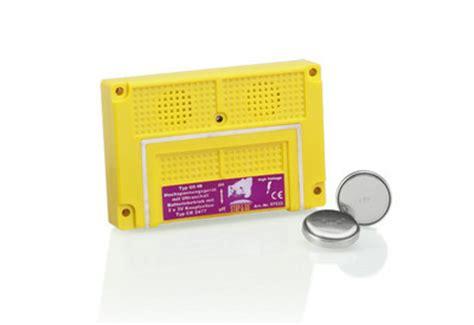 Piezo 4 By Prezto stop go marderabwehr 2 lautsprecher batteriebetrieben