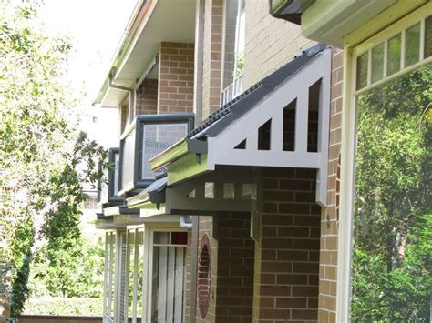 Awnings Windows Outside by Window Awnings Building Ideas