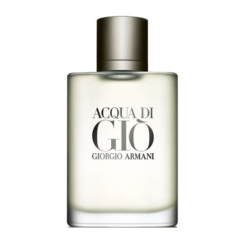 Parfum Acqua Di Gio Armani armani acqua di gio for eau de toilette spray 100ml