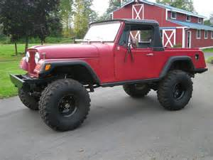 Jeep Comando Dodgejonroy 1972 Jeep Commando Specs Photos Modification