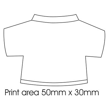 t shirt pattern for a teddy bear 15cm premium mulberry teddy bears personalised bears