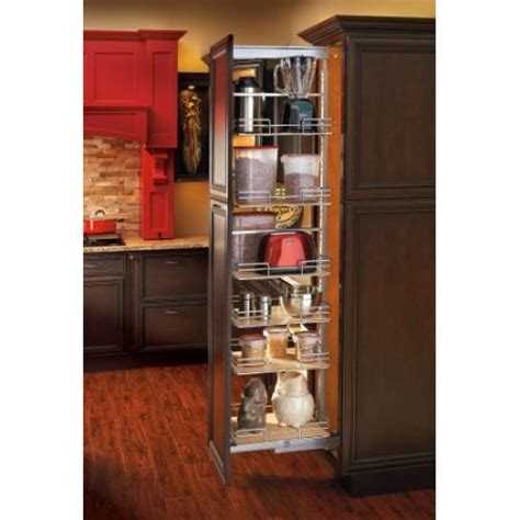 tall pull out kitchen cabinets rev a shelf 5258 14 5200 series 14 3 4 inch tall cabinet