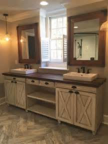 double vanity bathroom ideas best 25 country bathrooms ideas on pinterest rustic
