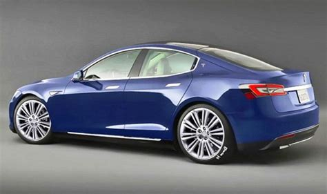 Model E Tesla Tesla Model E Elektrick 253 S 250 Per Bmw 3 Sa Uk 225 že Už O Rok