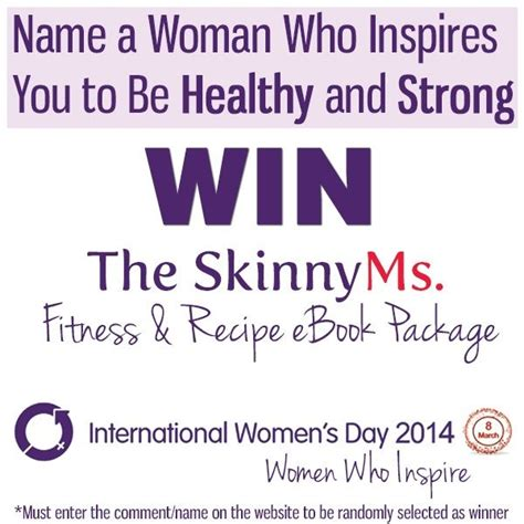 Womens Day Giveaways - 8 best images about skinny ms giveaways on pinterest happy international women s
