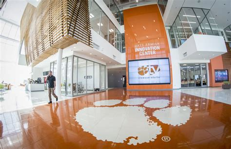 Watt Of The Interior by Comporium Inc Partners With Clemson Innovation Center Clemson News And
