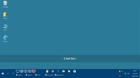 afficher le bureau afficher les icones du bureau 28 images comment