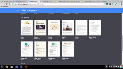 brochure templates for docs docs brochure template all templates various