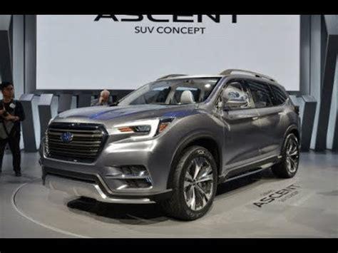 Subaru Ascent 2020 by 2020 Subaru Ascent