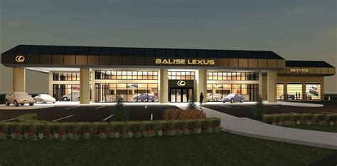 lexus dealership design image gallery modern auto shop exterior