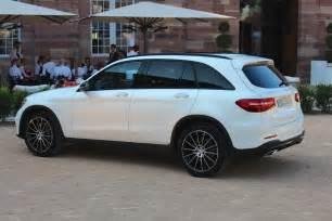 Mercedes Use 2016 Mercedes Glc Drive