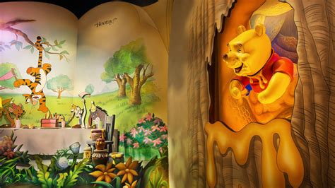 Seek And Find Winnie The Pooh Disney Aktivitas Anak disney magic kingdom attractions 2018 orlano holidays