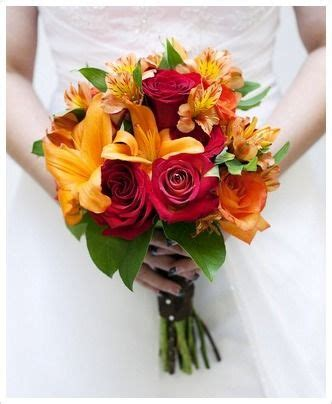 Flower Arrangements For Autumn Wedding by 684 Best Images About Wedding Bouquets On More