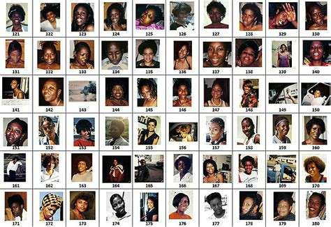 Lapd Grim Sleeper Pictures by Times Coverage At Least 20 Identified In Pictures