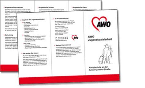 Werbeflyer Vorlagen Muster Caroline Schrader 183 Grafik Dtp Grafik Mediengestaltung