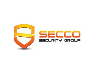 logopond logo brand identity inspiration secco security