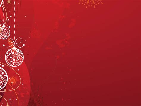 hd red christmas background full hd pictures 6079