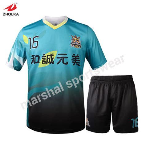 design your jersey soccer men s sublimation custom soccer jersey set t shirt design