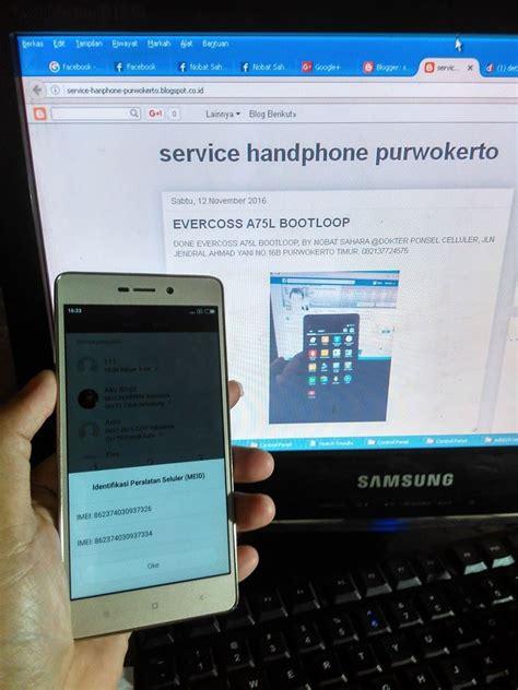 service handphone purwokerto xiaomi redmi note  pro mati