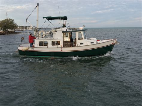 trawler boats for sale in michigan trawler for sale eagle 32 naughton curtis stokes yacht