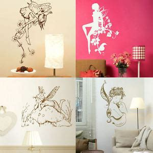 wall stickers beautiful fairies interior home wall