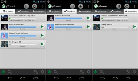utorrent android utorrent beta f 252 r android landet im play store