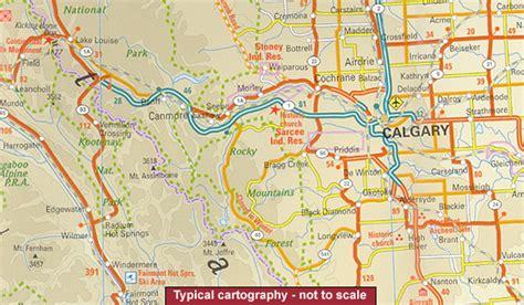 map of canada roads road maps canada