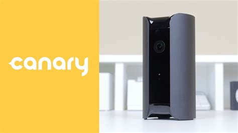 canary smart home security system review