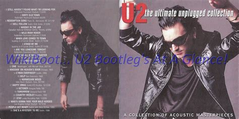 U2 By U2 Exclusive And The Ultimate Guide To One Of The Worlds Most Legendary Bands by U2 Compilation The Ultimate Unplugged Collection