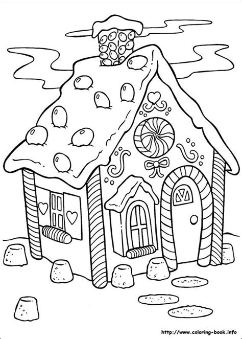 gingerbread house coloring pages gingerbread house coloring picture coloring