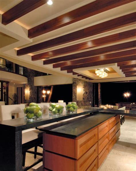 exposed beams exposed beam ceiling car interior design