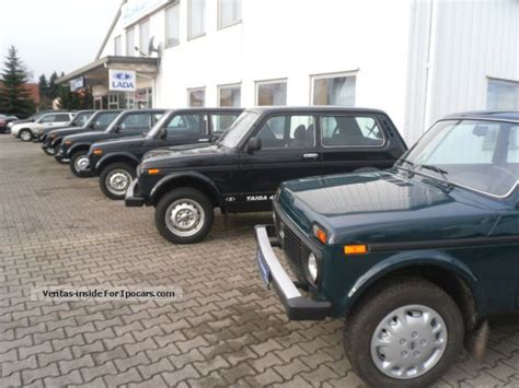 Lada Niva 2010 2010 Lada Niva 1 7i Special Only Car Photo And Specs