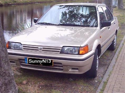 nissan sunny 1990 modified sunnysedann13 1990 nissan sunny specs photos