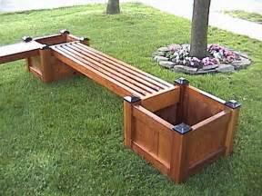 25 best ideas about planter bench on garden