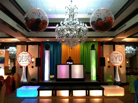 olympic themed corporate events event design production