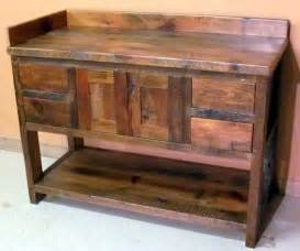 wooden bathroom vanity cabinets reclaimed barn wood bathroom traditional bathroom