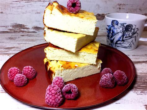 magerquark kuchen lowcarb vanille k 228 sekuchen ohne zucker rezept mit