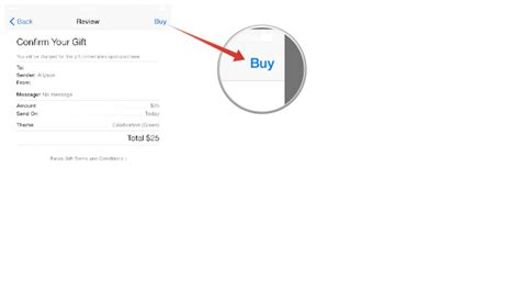 How To Send An Itunes Gift Card - how to instantly purchase an itunes gift card using siri imore