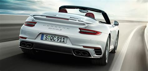 Porsche 911 Turbo Lease Porsche Studio Motors