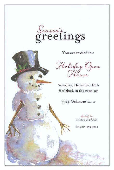 design an invitation to print free odd balls snowman kids birthday party invitation kids