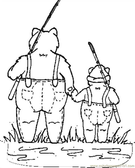 father and son coloring page free others coloring pages