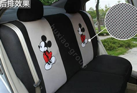 Set Mouse Fit L Gd buy wholesale mickey mouse universal auto car seat cover