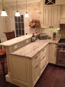 Kitchen Counter Cabinet 25 Best Ideas About Bar Countertops On Kitchen Bars Wall Brackets For Shelves And