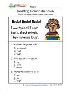 kindergarten reading comprehension books books