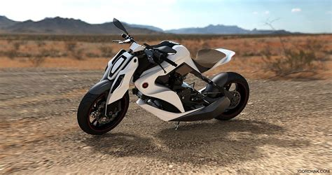 Hybrid Motorcycles A Three Pack From Ecycle Inc And Machineart by 2012 Izh Hybrid Motorcycle Concept Packs 3d Multifunction