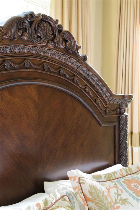 north shore panel bedroom set from ashley b553 coleman north shore queen panel bed from ashley b553 157 196 254