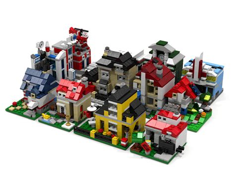 lego creator house lego ideas mini creator house upgraded